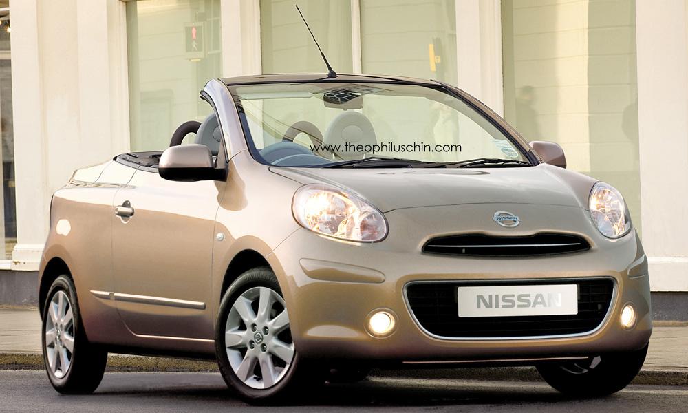 Nissan March Cabriolet: Photos, Reviews, News, Specs, Buy car