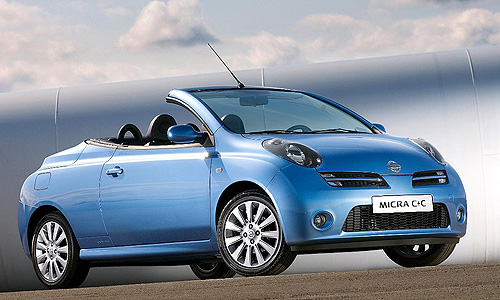 nissan micra 74 coupe cabriolet photos news reviews specs car listings. Black Bedroom Furniture Sets. Home Design Ideas