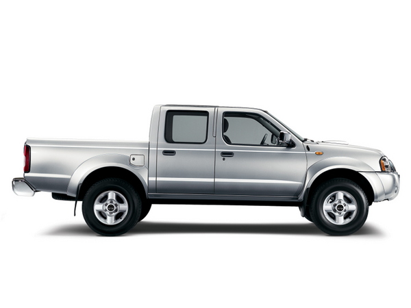 nissan np300 pick up double cab picture 4 reviews. Black Bedroom Furniture Sets. Home Design Ideas