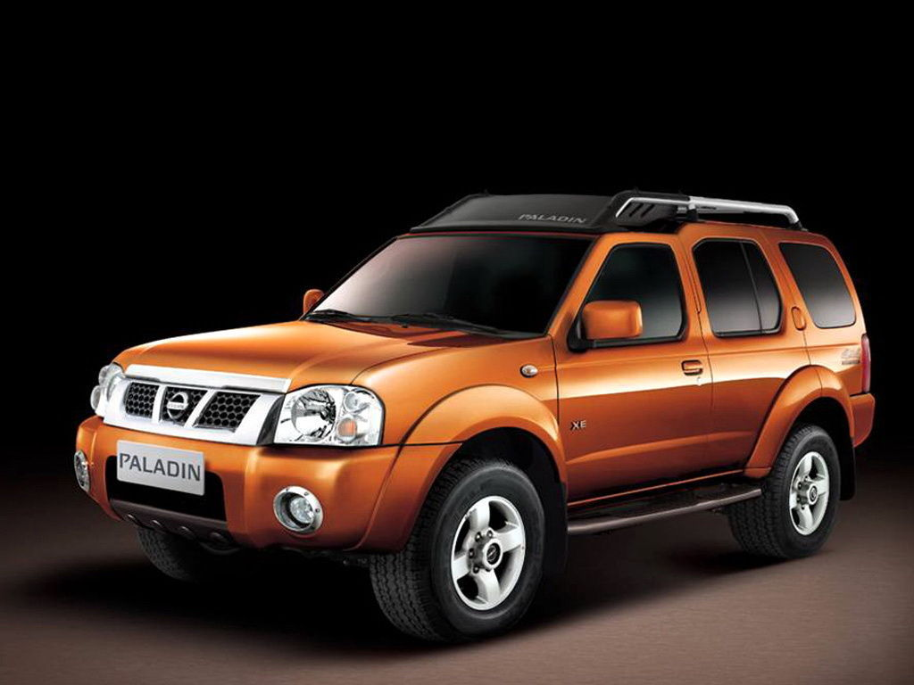 Nissan Paladin:picture # 1 , reviews, news, specs, buy car