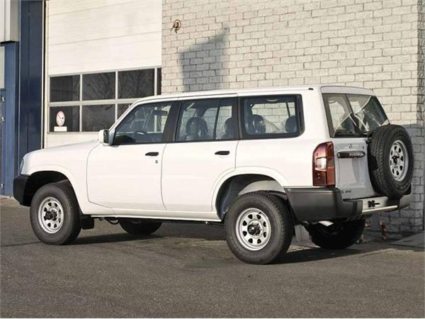 Nissan Patrol GL:picture # 4 , reviews, news, specs, buy car