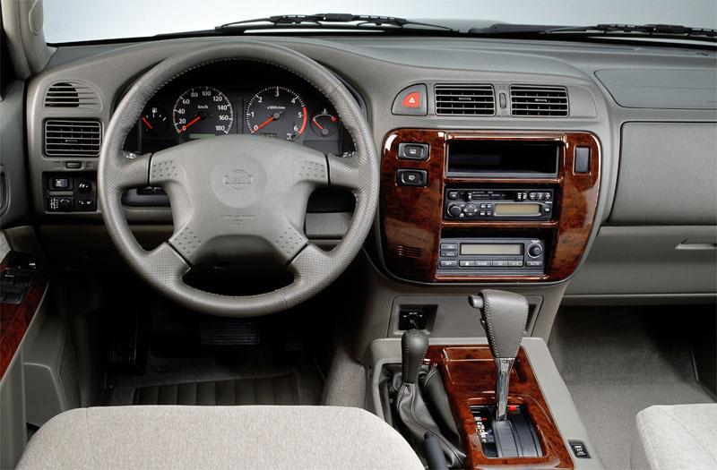 Nissan Patrol GR:picture # 4 , reviews, news, specs, buy car
