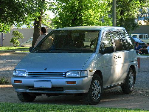 Nissan Prairie J-6 20: Photos, Reviews, News, Specs, Buy car