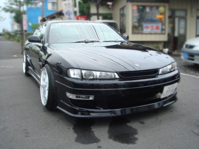 Nissan Silvia QS S14:picture # 5 , reviews, news, specs ...