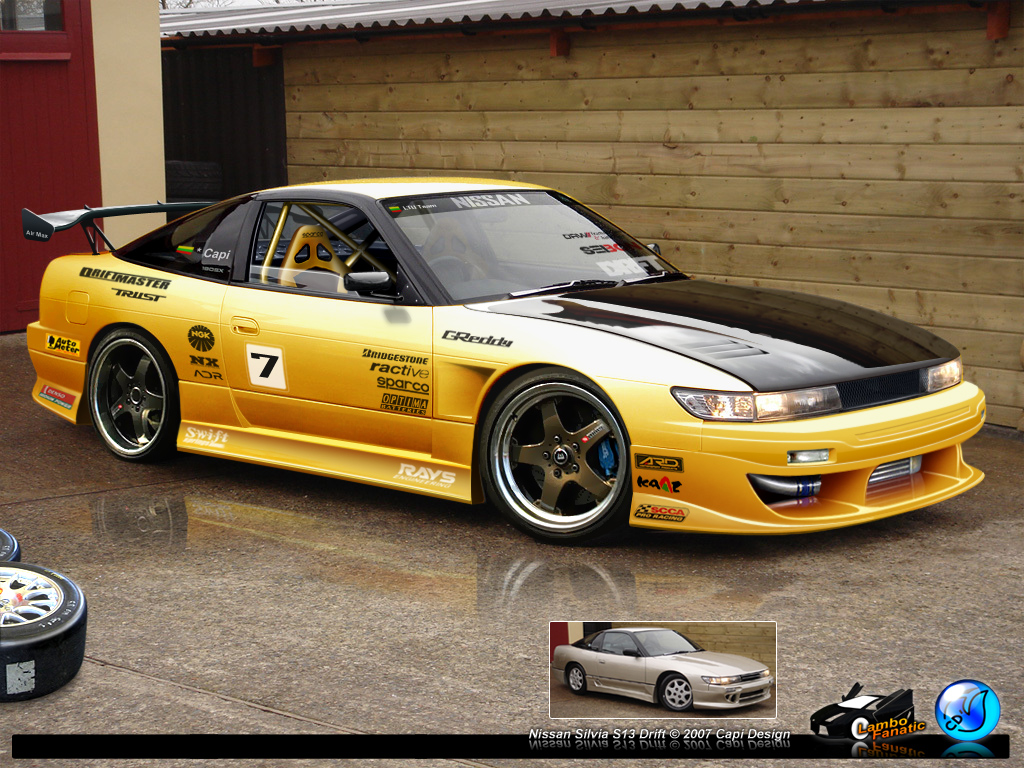 Nissan Silvia S13:picture # 4 , reviews, news, specs, buy car