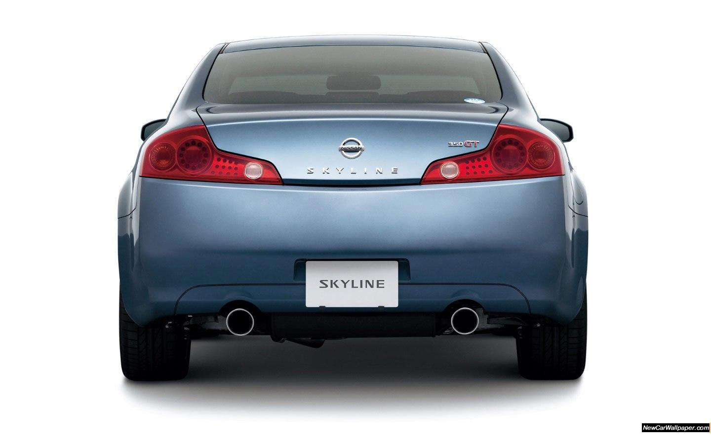 Nissan Skyline 350GT - Photos, News, Reviews, Specs, Car ...