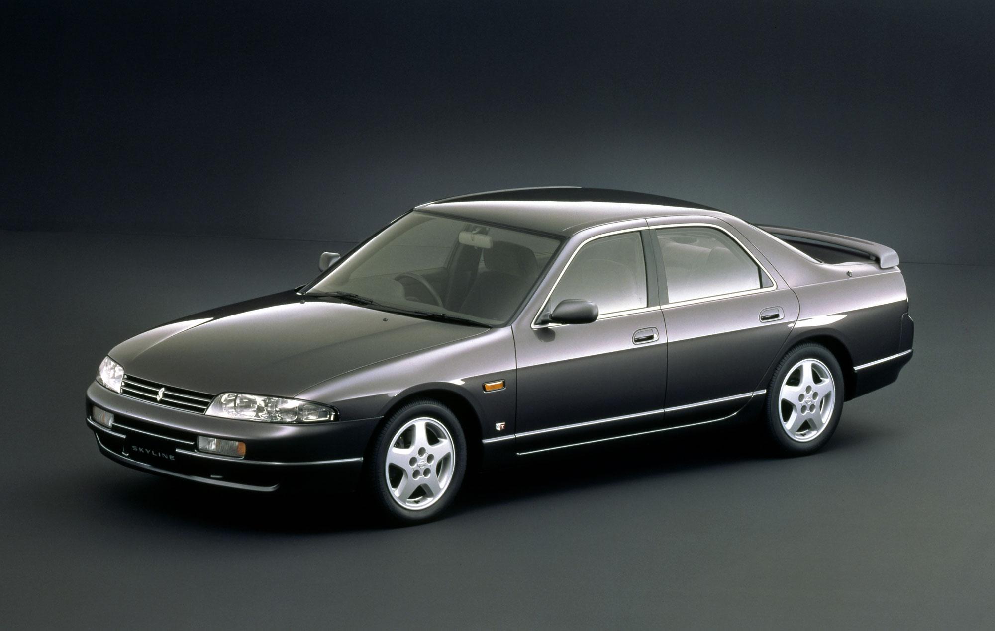 Nissan Skyline GTS25 - Photos, News, Reviews, Specs, Car ...