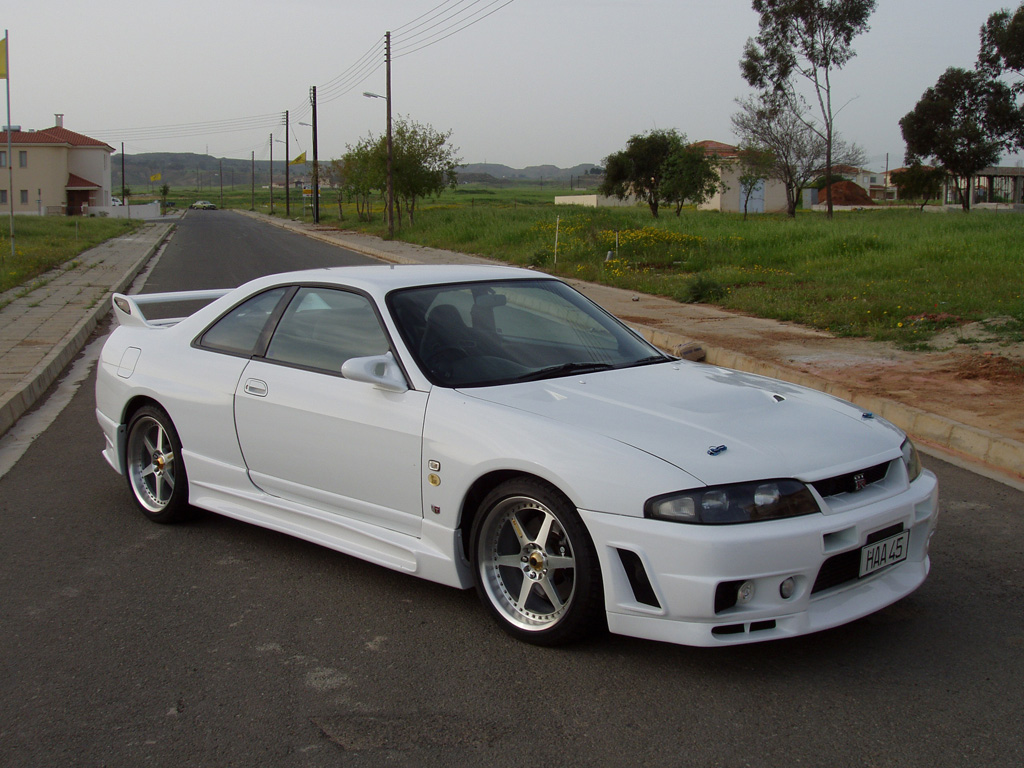 Nissan Skyline R33 Gt R Picture 4 Reviews News Specs
