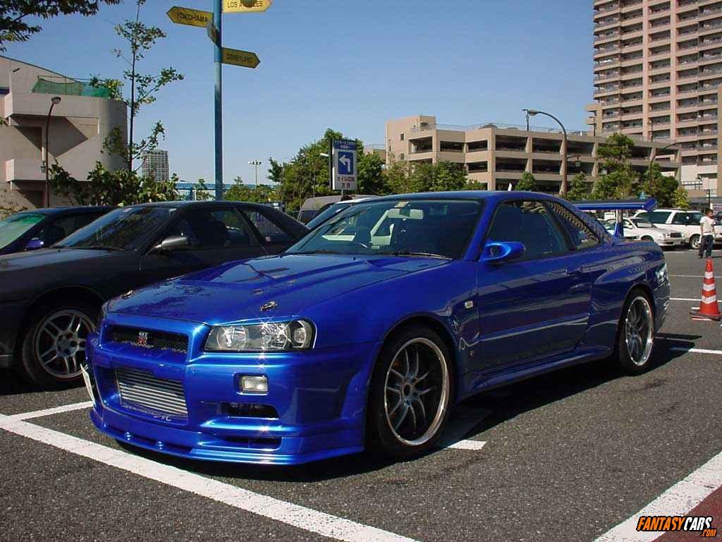 Nissan Skyline R34 GT-R:picture # 4 , reviews, news, specs ...