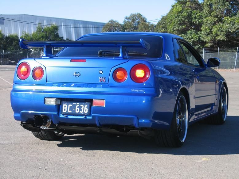 Nissan Skyline R34 Gt R V Spec Nismo Picture 2 Reviews News