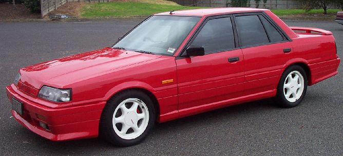 Nissan Skyline Silhouette:picture # 3 , reviews, news ...