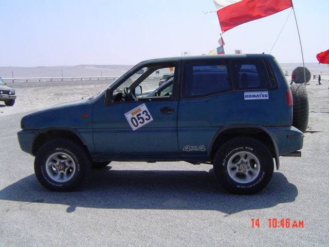 Nissan Terrano II SLX:picture # 2 , reviews, news, specs ...