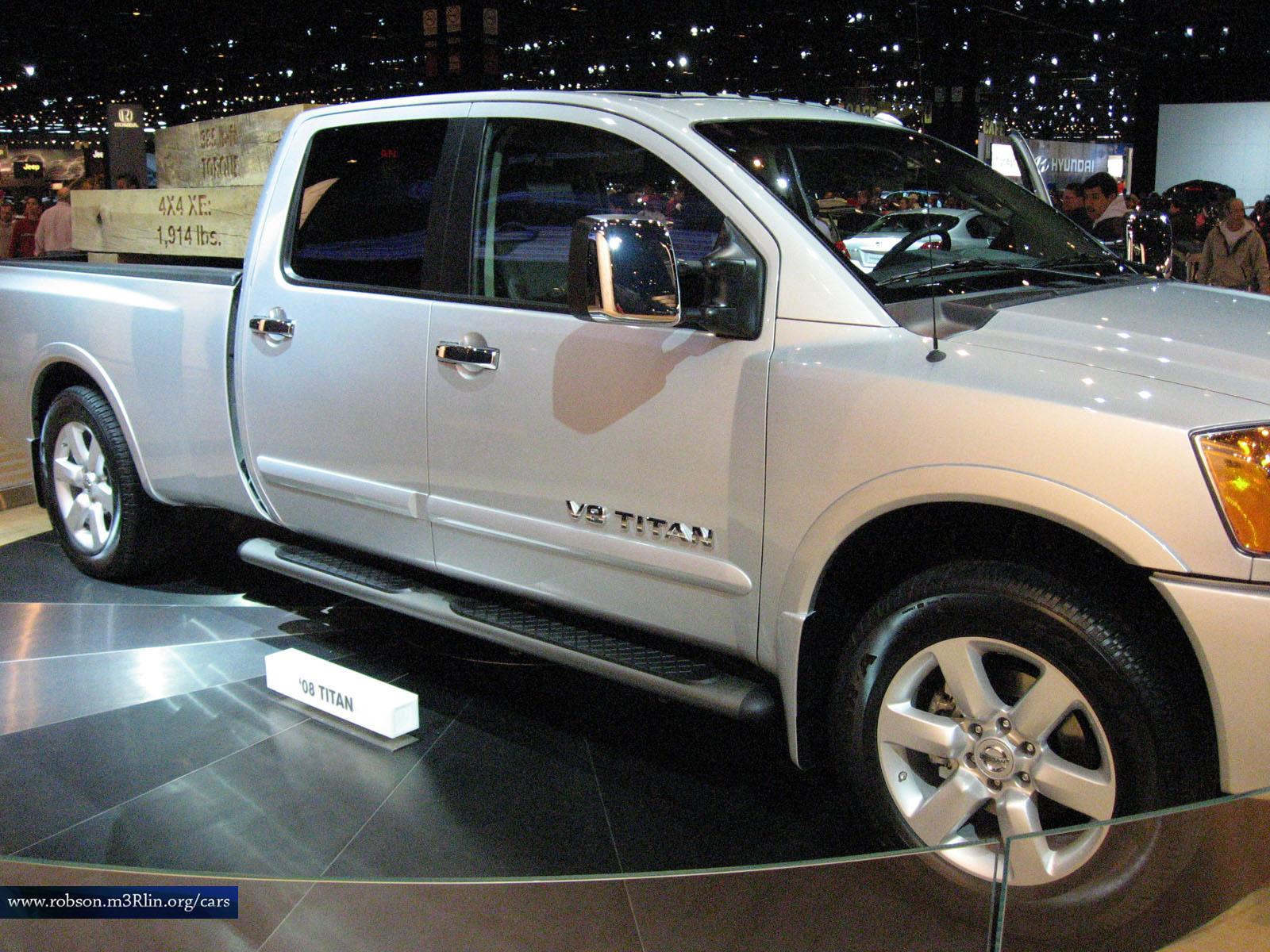 Nissan Titan SE V6 - Photos, News, Reviews, Specs, Car ...