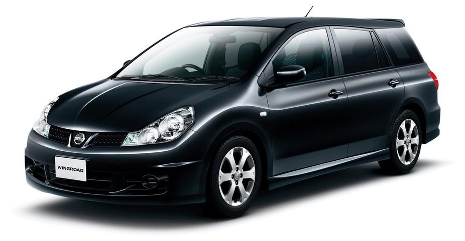 Nissan Wingroad Aero - Photos, News, Reviews, Specs, Car ...