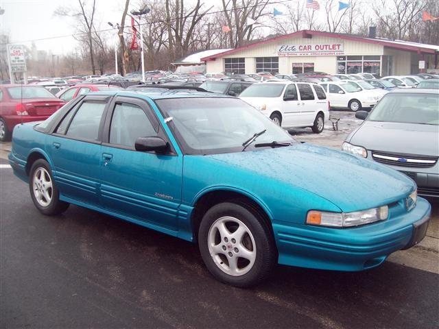 1994 olds cutlass supreme sl