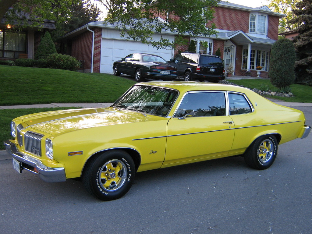 Oldsmobile Omega Coupe Picture 2 Reviews News Specs