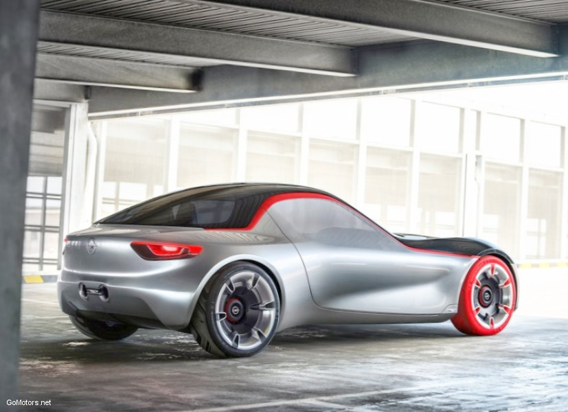 Opel Gt Concept 2016 Photos Reviews News Specs Buy Car