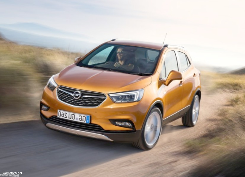 opel mokka x 2017 picture 8 reviews news specs buy car. Black Bedroom Furniture Sets. Home Design Ideas