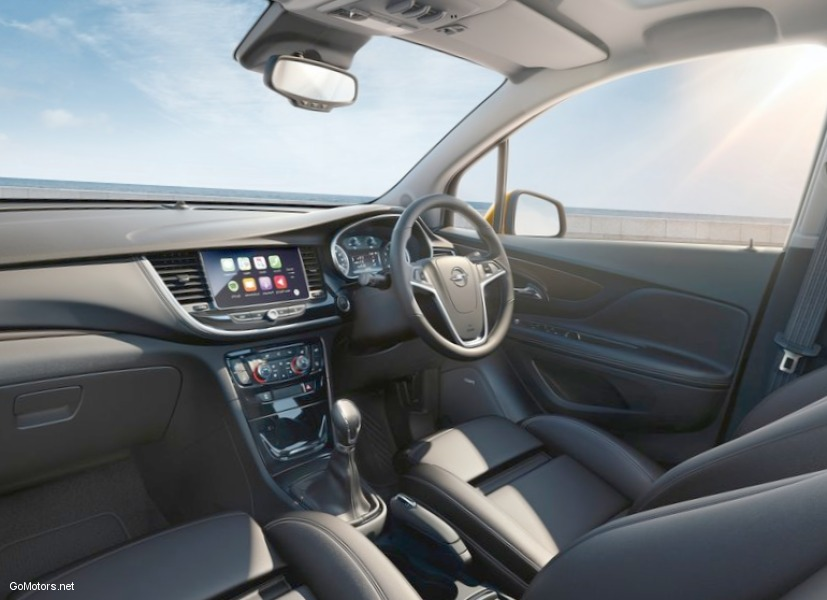Opel Mokka X 2017:picture # 1 , reviews, news, specs, buy car