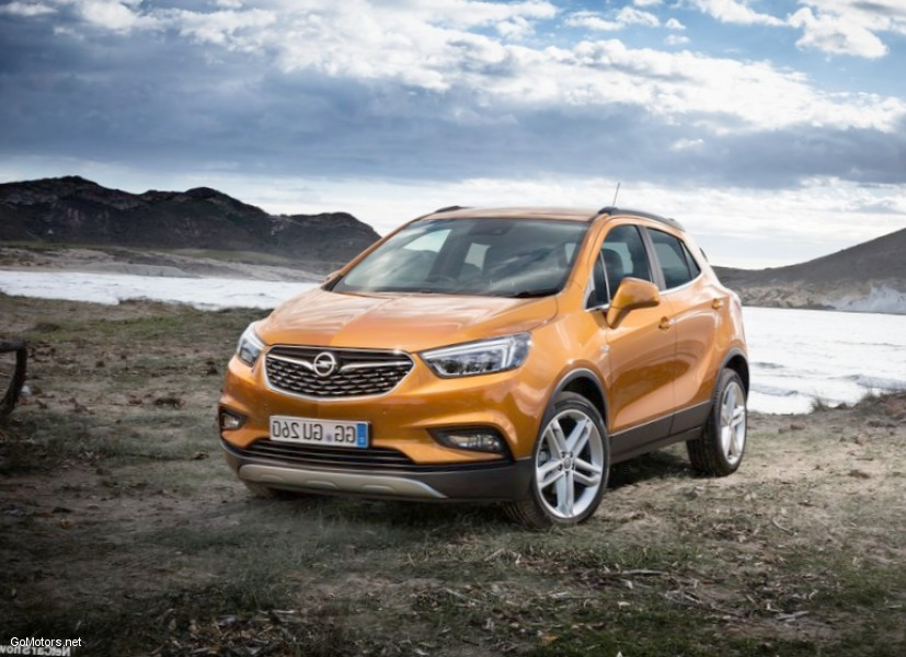 opel mokka x 2017 picture 3 reviews news specs buy car. Black Bedroom Furniture Sets. Home Design Ideas