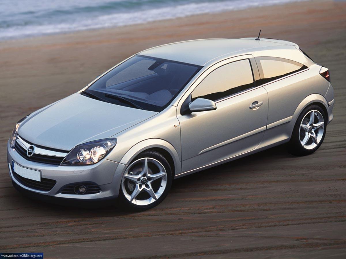 Opel Astra H GTC Sport