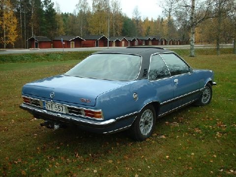 opel commodore gse coupe picture 3 reviews news specs buy car. Black Bedroom Furniture Sets. Home Design Ideas