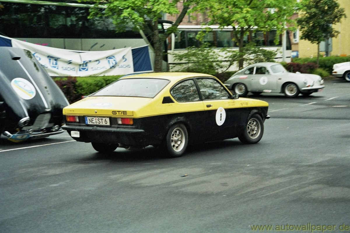 opel kadett c coupe gte photos news reviews specs. Black Bedroom Furniture Sets. Home Design Ideas