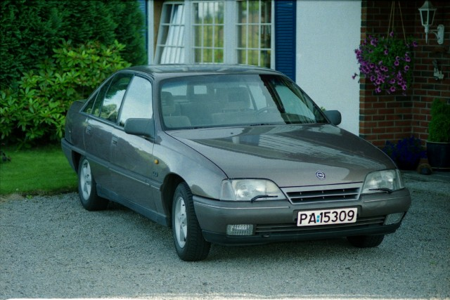 Opel Omega 20 Cd 01