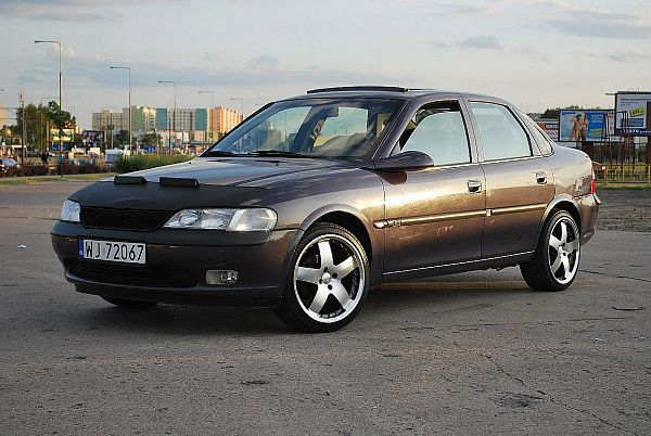 opel vectra b picture 4 reviews news specs buy car. Black Bedroom Furniture Sets. Home Design Ideas