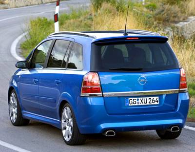 opel zafira opc photos news reviews specs car listings. Black Bedroom Furniture Sets. Home Design Ideas