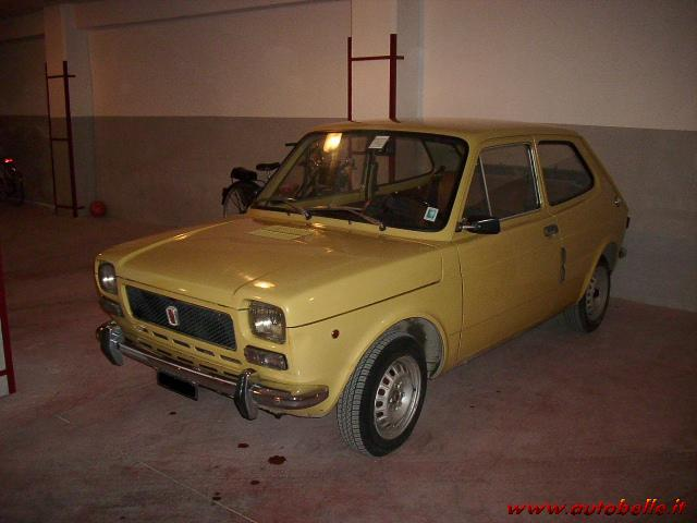 fiat 127 berlina photos news reviews specs car listings. Black Bedroom Furniture Sets. Home Design Ideas