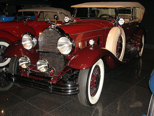 Packard 840 Deluxe Eight Phaeton