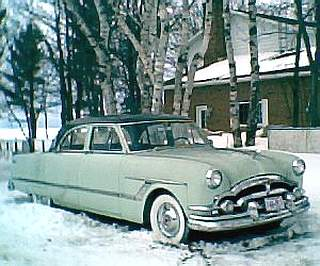 Packard Cavalier Mayfair 2-dr HT