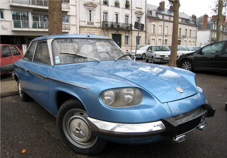Panhard 24ct Picture 5 Reviews News Specs Buy Car