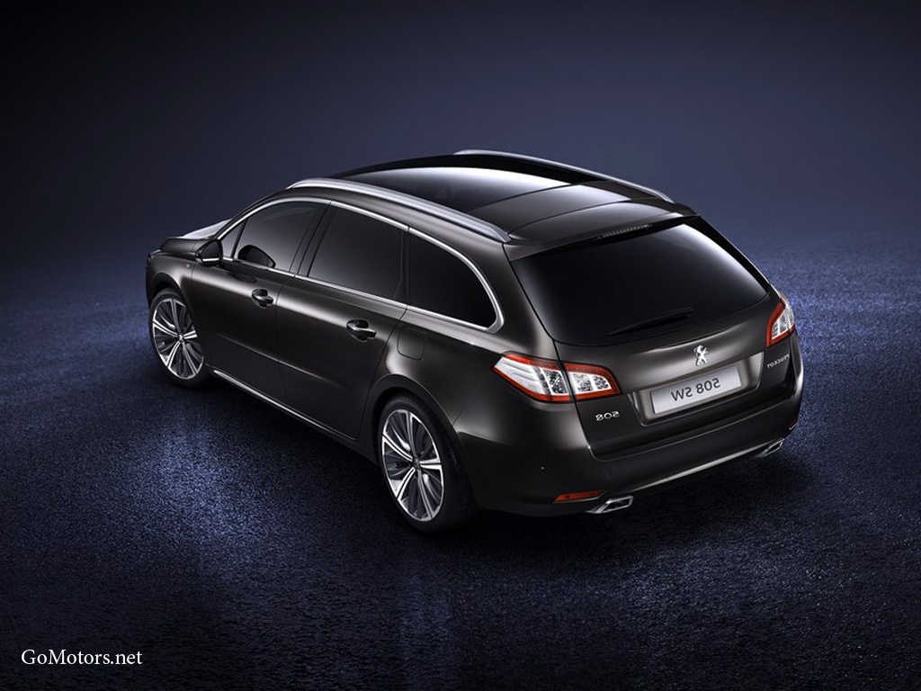 2015 peugeot 508 sw picture 6 reviews news specs. Black Bedroom Furniture Sets. Home Design Ideas