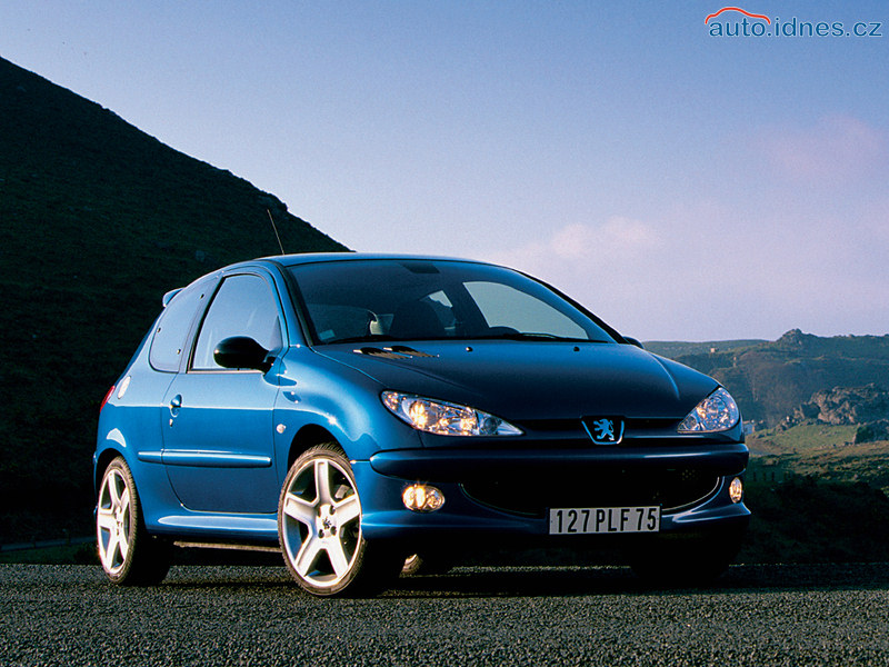 peugeot 206 rc photos news reviews specs car listings. Black Bedroom Furniture Sets. Home Design Ideas