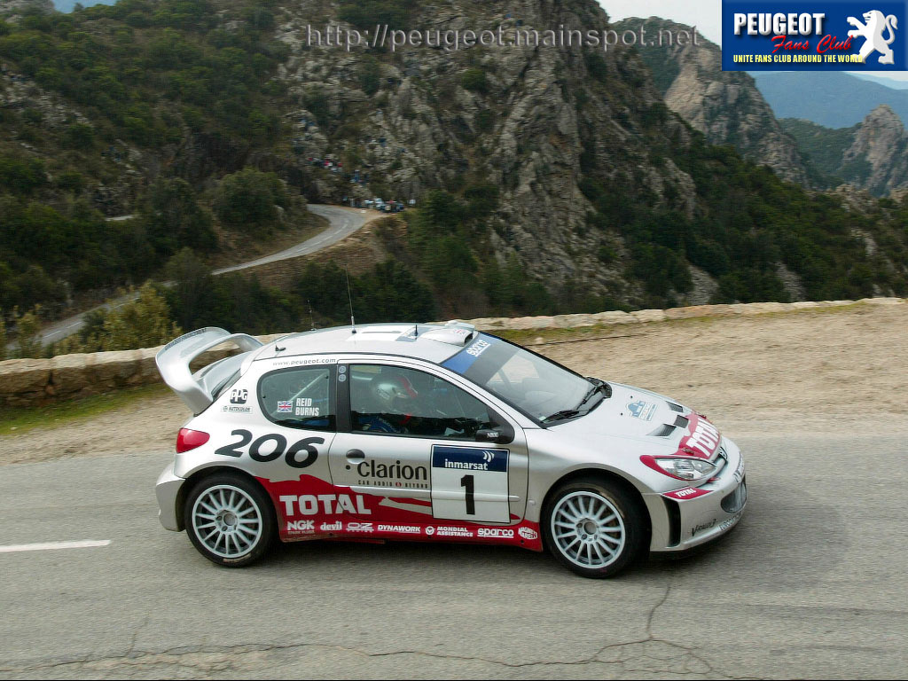Peugeot 206 Wrc Photos News Reviews Specs Car Listings