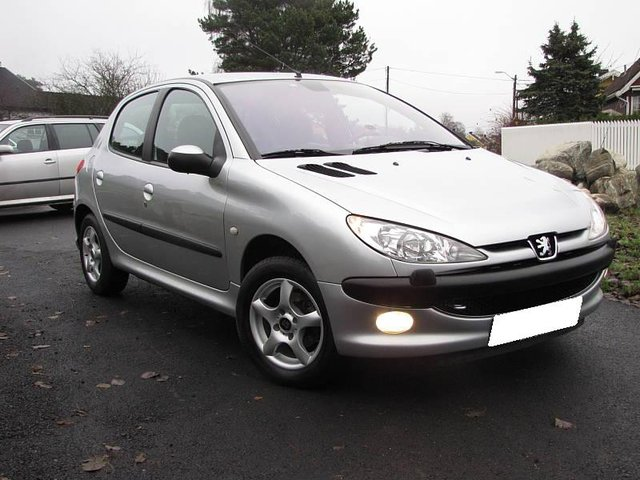 peugeot 206 x line 14 hdi photos reviews news specs buy car. Black Bedroom Furniture Sets. Home Design Ideas