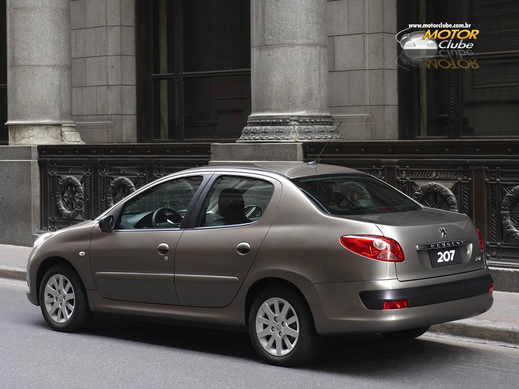 Peugeot 207 Passion Picture   4   Reviews  News  Specs