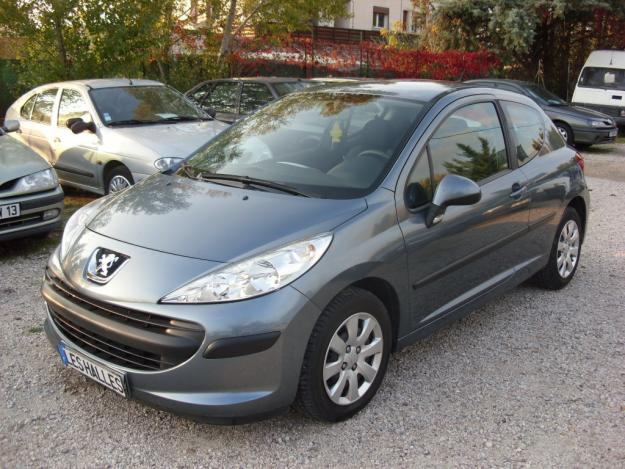 peugeot 207 trendy 14 photos news reviews specs car listings. Black Bedroom Furniture Sets. Home Design Ideas