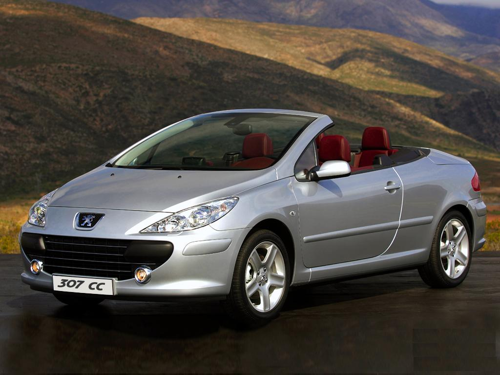 peugeot 307 cc photos news reviews specs car listings. Black Bedroom Furniture Sets. Home Design Ideas