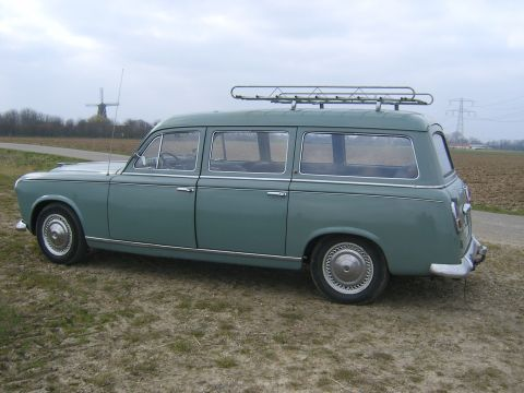 Peugeot 403 L Commerciale Mixte