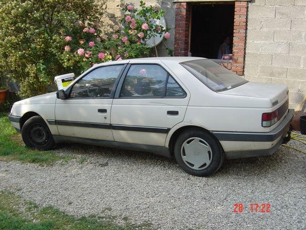 Peugeot 405 Grdt Picture 4 Reviews News Specs Buy Car