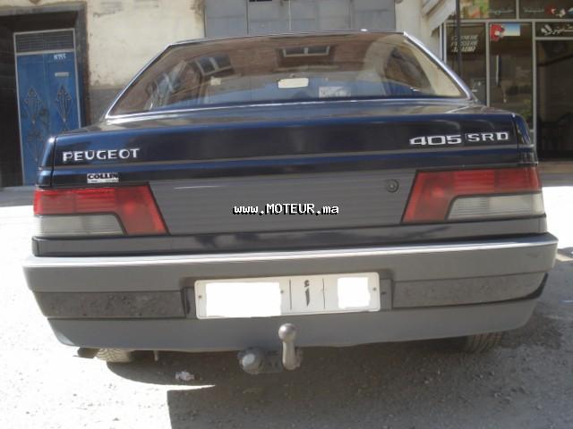 Peugeot 405 Srd Picture 2 Reviews News Specs Buy Car