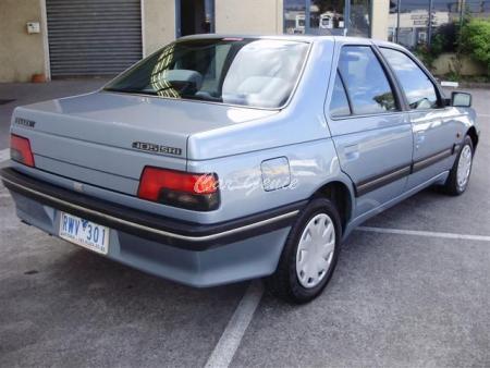 Peugeot 405 Sri Picture 3 Reviews News Specs Buy Car