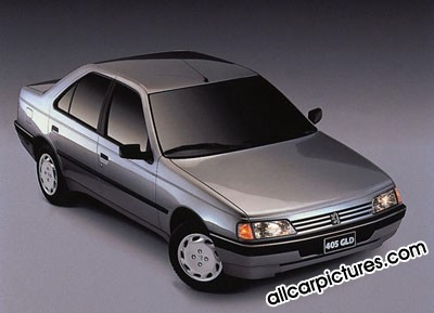 Peugeot 405 Style Picture 2 Reviews News Specs Buy Car