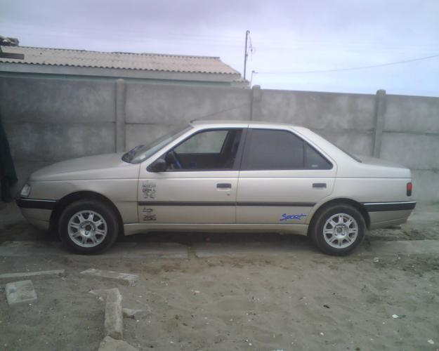 Peugeot 405 Style 19 Picture 3 Reviews News Specs