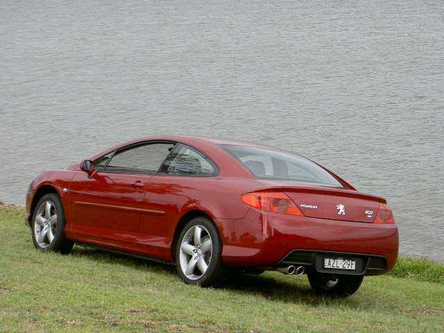peugeot 407 hdi coupe photos reviews news specs buy car. Black Bedroom Furniture Sets. Home Design Ideas