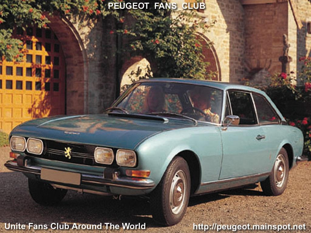 Peugeot 504 Coup Picture 2 Reviews News Specs Buy Car