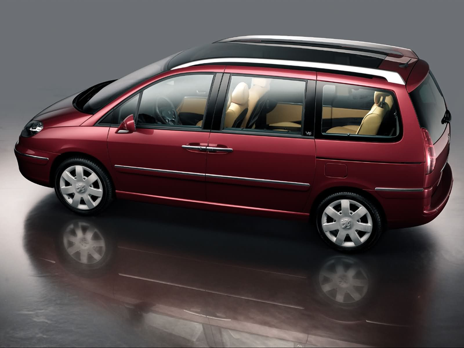 peugeot 807 picture 4 reviews news specs buy car. Black Bedroom Furniture Sets. Home Design Ideas